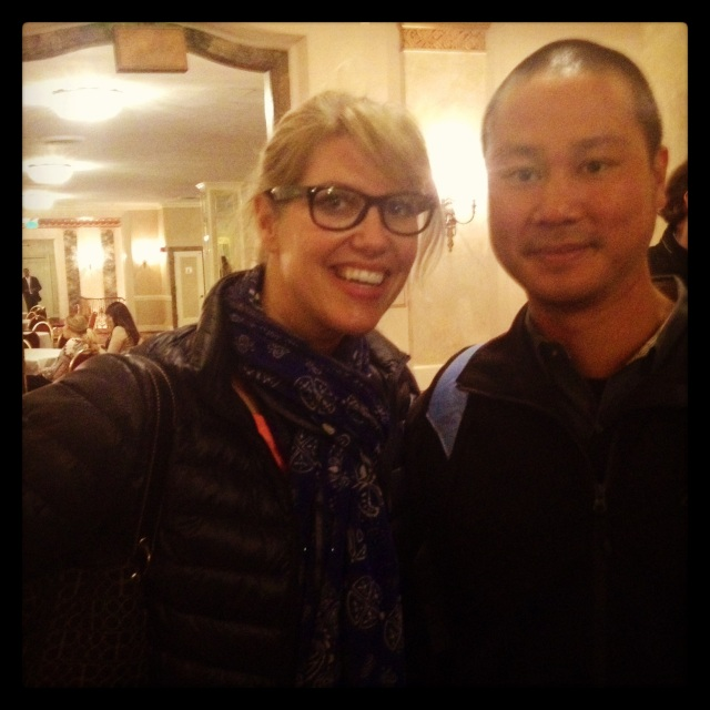 Tony Hsieh visits Milwaukee!